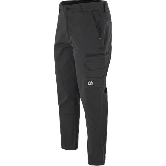 UNIT DEMOLITION CARGO WORK PANTS BLACK