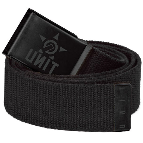 UNIT FORTRESS BELT BLACK