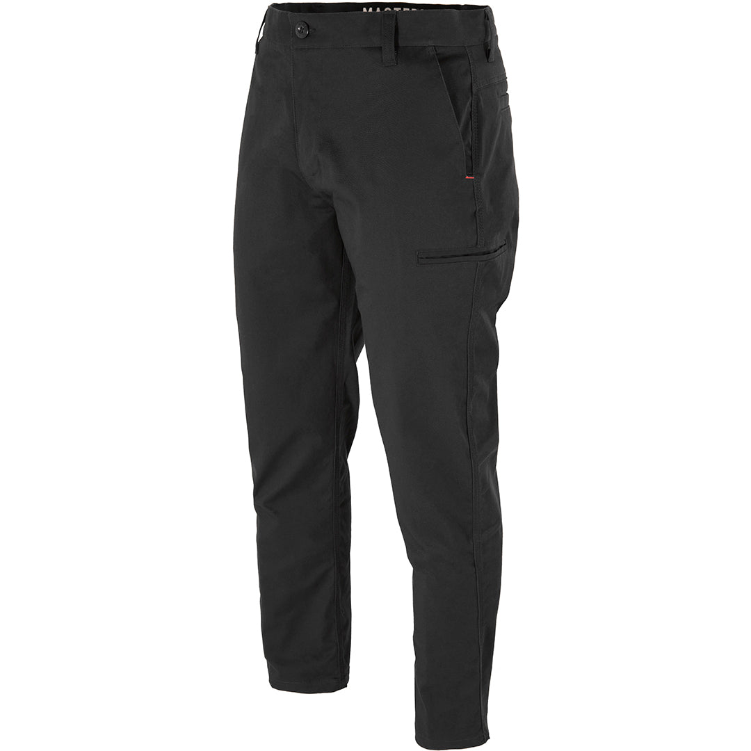 UNIT IGNITION WORK PANTS BLACK