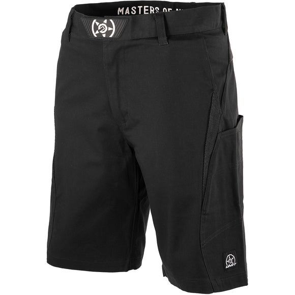 UNIT MISSILE WORK SHORTS BLACK