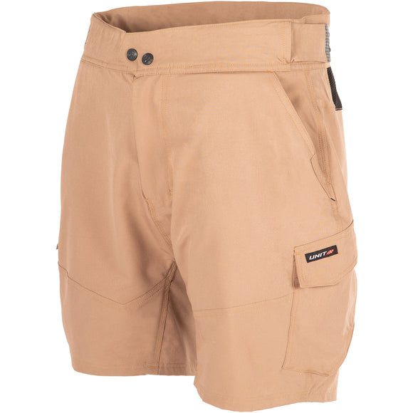 UNIT RAPID FLEX WORK SHORTS KHAKI