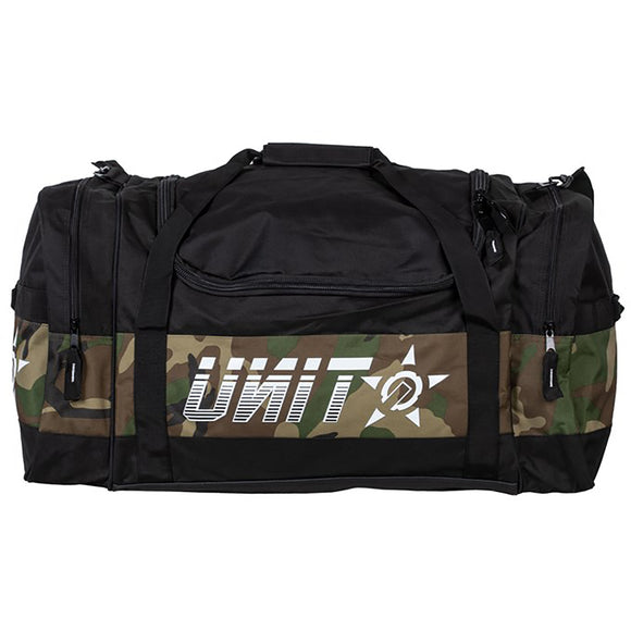 UNIT SHIPMENT DUFFLE BAG CAMO