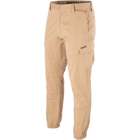 UNIT SURGE CUFFED WORK PANTS KHAKI