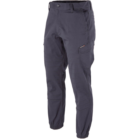 UNIT SURGE CUFFED WORK PANTS NAVY