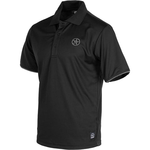 UNIT TACTIC WORK POLO BLACK