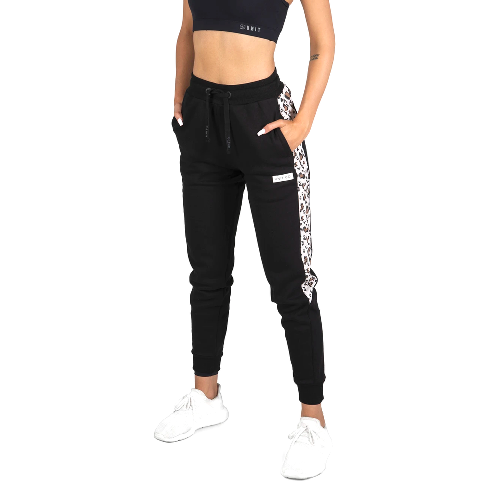 UNIT WILDOUT LADIES FLEECE TRACK PANTS WILDOUT