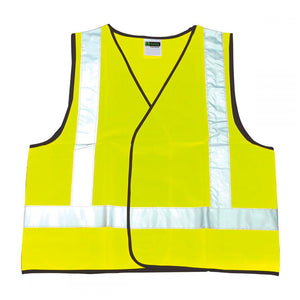 VEST DAY/NIGHT - YELLOW REFLECTIVE