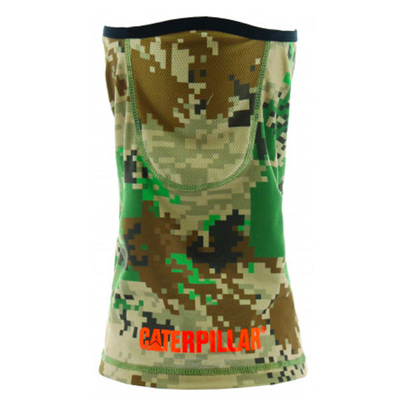 CAT CUT BANK UPF HI VIS NECK GAITER DIGI CAMO