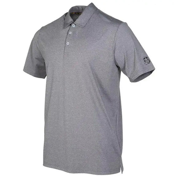 UNIT PRO FLEX POLO SHIRT - GREY