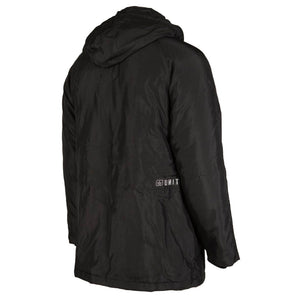 UNIT SECTOR HOODED JACKET BLACK