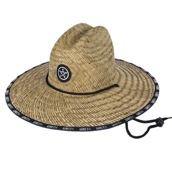 UNIT CAPITAL STRAW HAT - WHEAT