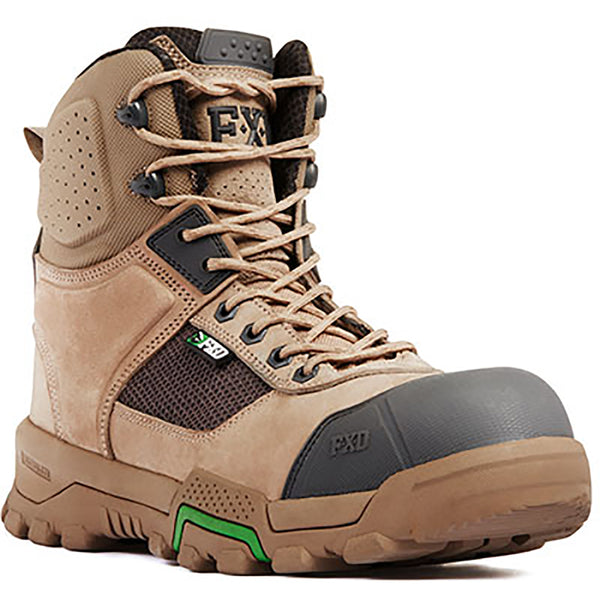 FXD WB-1 WORKBOOTS STONE