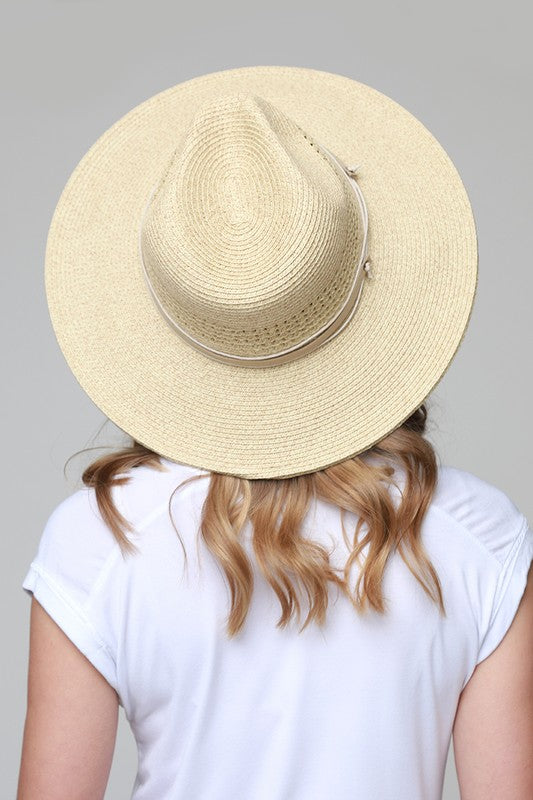 Sammie Hat - Light Natural