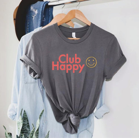 Club Happy Tee