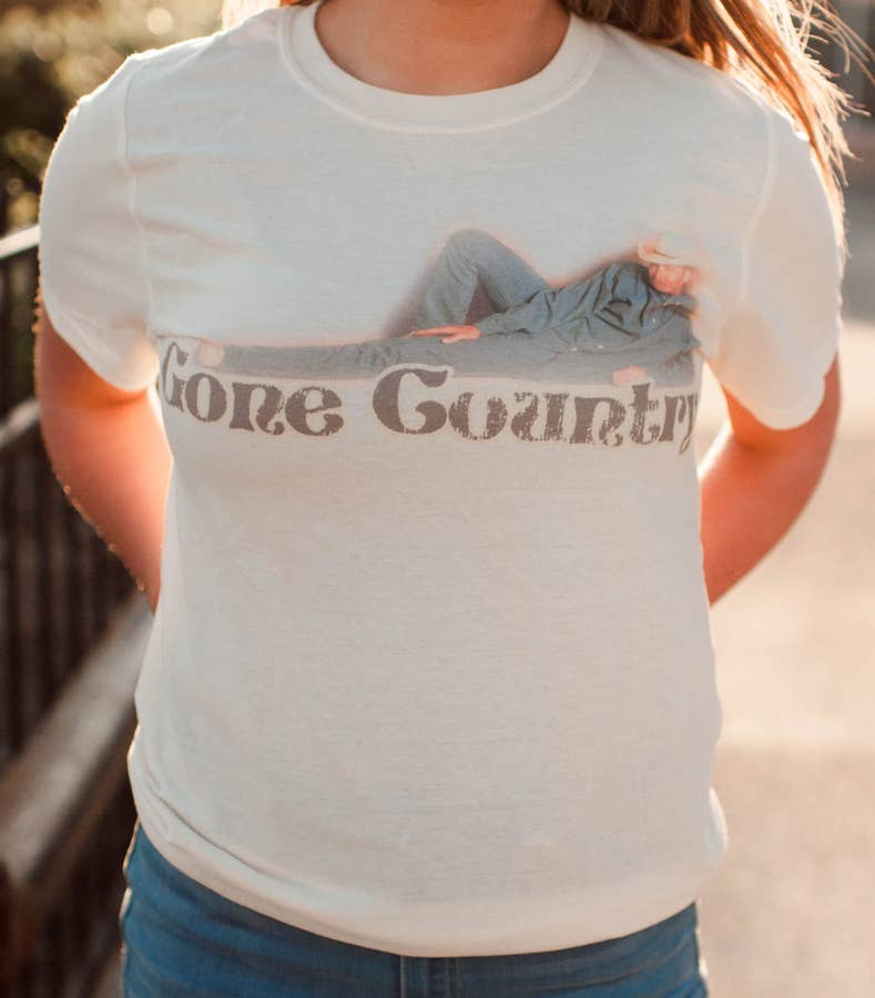 Gone Country Tee
