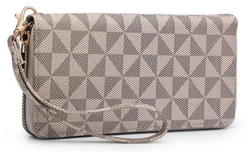 Macie Wallet - Taupe