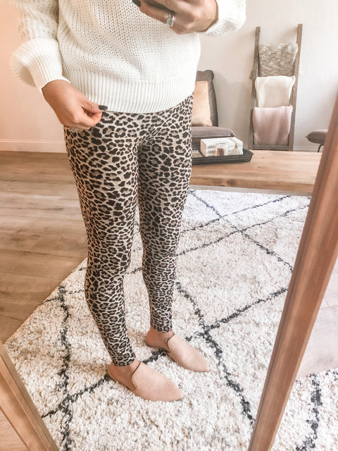Coco Leo Leggings