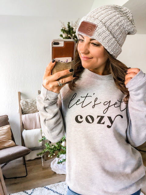 Get Cozy Fleece