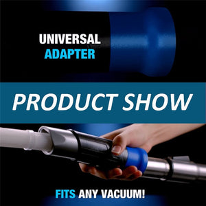 Amazing Dust Collector Suction Tubes Vacuum Cleaning Brush Attachment - Paul's Mall for All