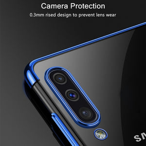Premium Soft Silicone Phone Cover Cases in 6 Colors For Samsung Galaxy S8 S9 S10 Note 8-10 - Paul's Mall for All