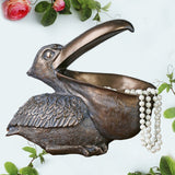 Decorative Toucan Ornament Tabletop Jewelry Key Storage - Paul's Mall for All