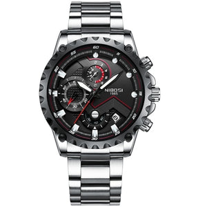 Large Face Dial Sports Men's Watch - Paul's Mall for All