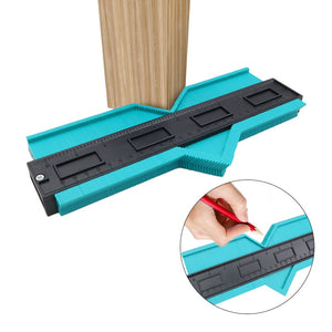 "Large 10"" ""Easy Outline"" Master Contour Gauge Duplicator Wood Marking Tool - Paul's Mall for All"