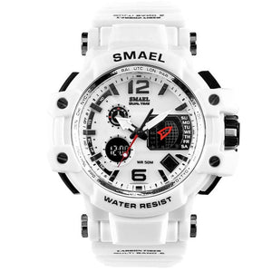 Rugged S Shock LED Digital Multi-Function Men's Watch - Paul's Mall for All