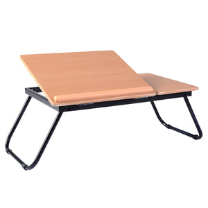 Portable Laptop Desk Computer Notebook Folding Table Stand - Paul's Mall for All