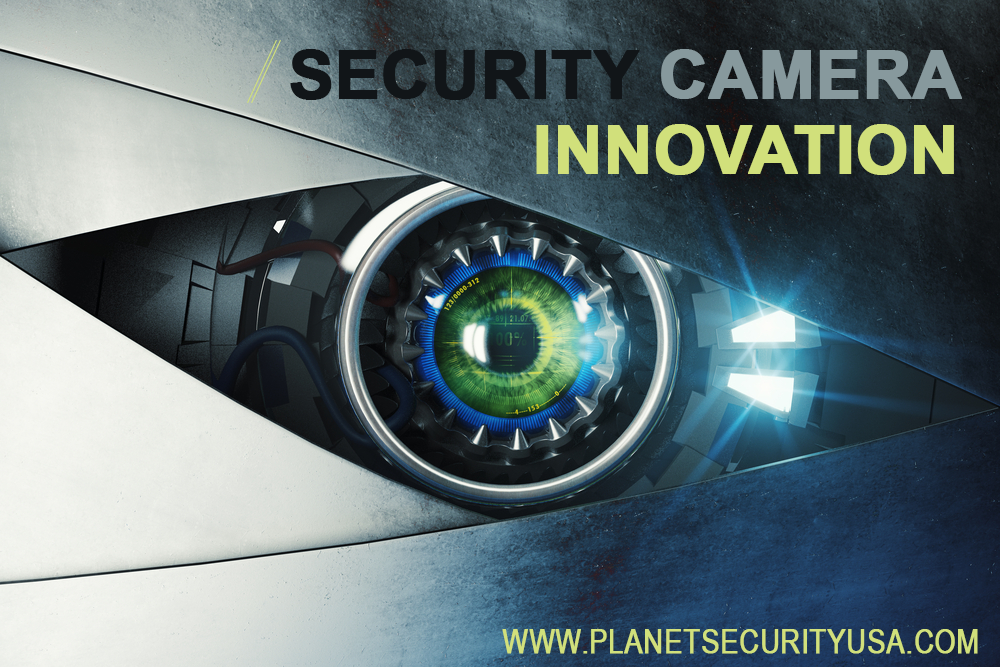 SECURITY CAMERA INNOVATIONS