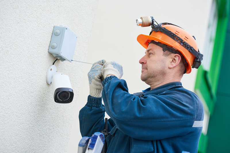 SECURITY CAMERA INSTALLATION IN HOMESTEAD