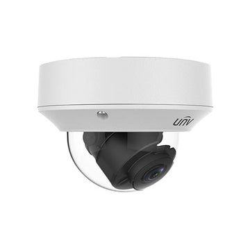 IPC3235ER3-DUVZ / 5MP WDR LightHunter VF Vandal-resistant IR Dome Network Camera