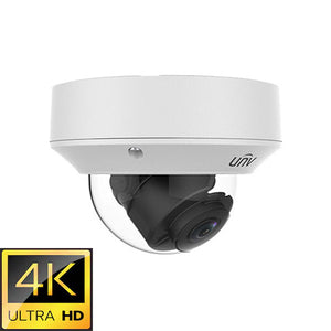 IPC3238SR3-DVPZ / 8MP WDR VF Vandal-resistant IR Dome Network Camera