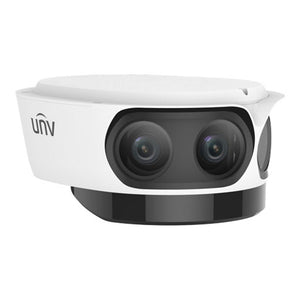 IPC8542ER5-DUP / 4K Starlight OmniView Network Camera