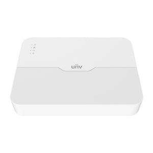 NVR301-08LX-P8 / 8 Channel 1 HDD NVR