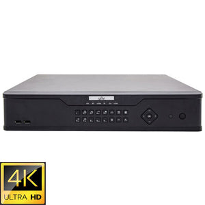 NVR304-32EP-B / 32 Channel 4 HDDs 4K NVR
