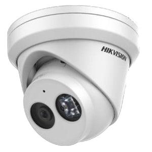 DS-2CD2343G0-IU / 4MP Ir Fixed Turret Network Camera