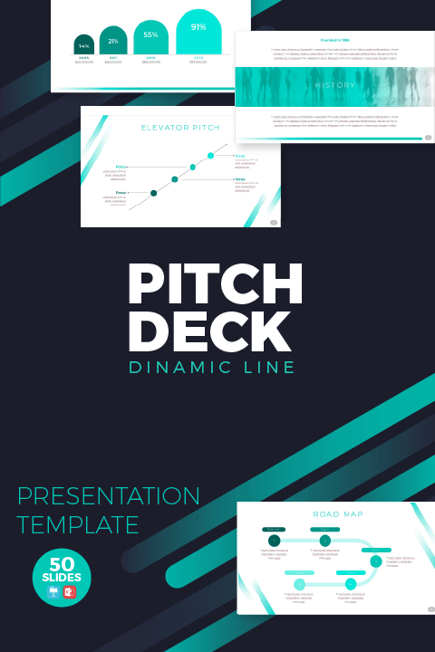 Plantilla Pitch Deck