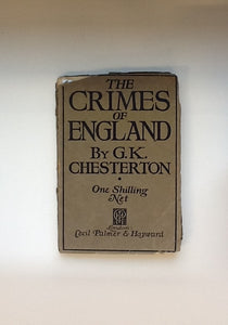 The Crimes of England (DP)
