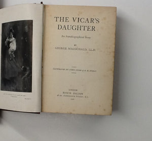 The Vicar's Daughter An Autobiographical Story