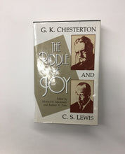 Load image into Gallery viewer, The Riddle of Joy, Chesterton and C.S. Lewis