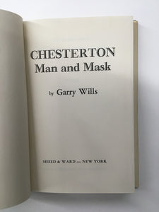 Chesterton Man and Mask