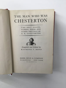 The Man Who Was Chesterton