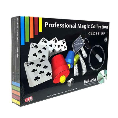 Magia PROFESSIONAL MAGIC COLLECTION CLOSE UP 1