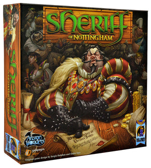Asmodee SHERIFF OF NOTTINGHAM