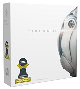 Asmodee T.I.M.E STORIES