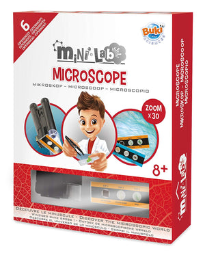 Buki MINI LAB MICROSCOPIO
