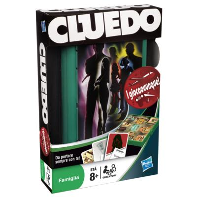 Hasbro CLUEDO POCKET