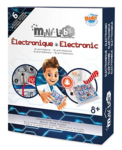 Buki MINI LAB ELETTRONICA