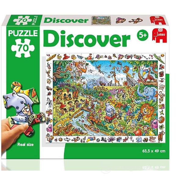 DISET PUZZLE DISCOVERY 70